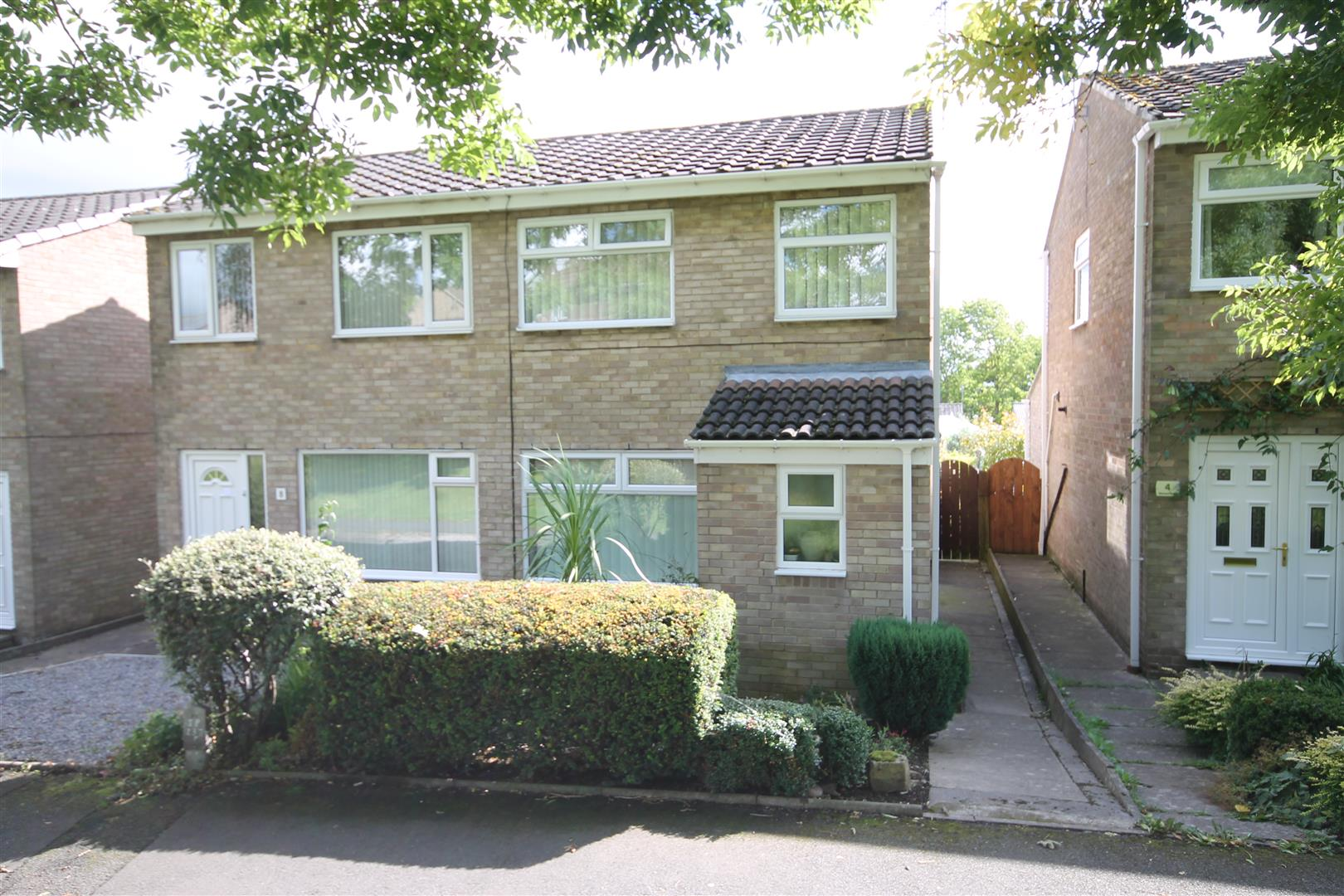 2 Bedrooms Semi Detached House for sale in Roman Road, Brandon, Durham